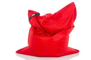 The Daddy (Red) in 1680D Polyester with waterproof PVC backing.