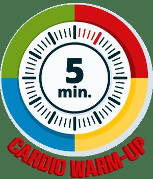 5 Minutes Cardio Warm-Up