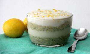 Chia Pudding Breakfast Bowl-Low Sugar c/o http://awhiskandtwowands.com/lemon-pound-cake-breakfast-bowl/