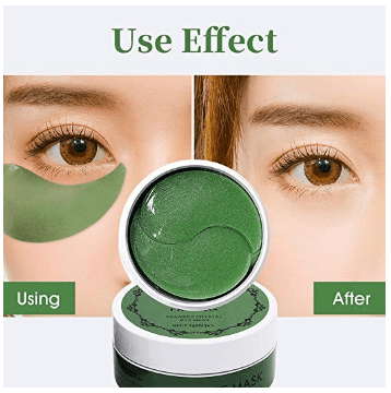 seaweed eye mask
