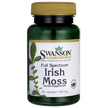 irish moss health benefits
