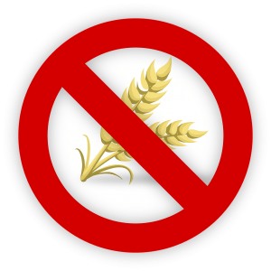 gluten free wheat free coeliac disease intolerance allergy