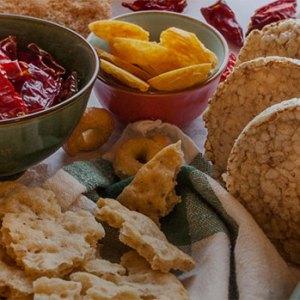 Chips, Gressins et Taralli