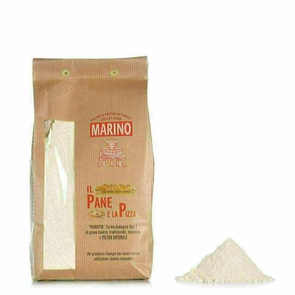 Farine Bio Pour Pain Et Pizza 1kg