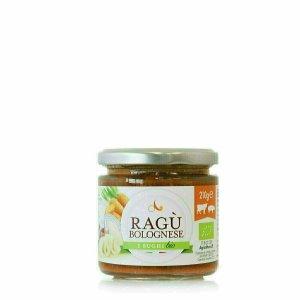 Sauce Bolognese Bio 210g