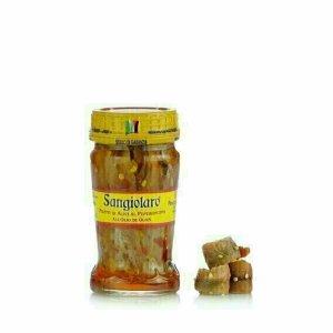 Filets d'anchois au piment 90g