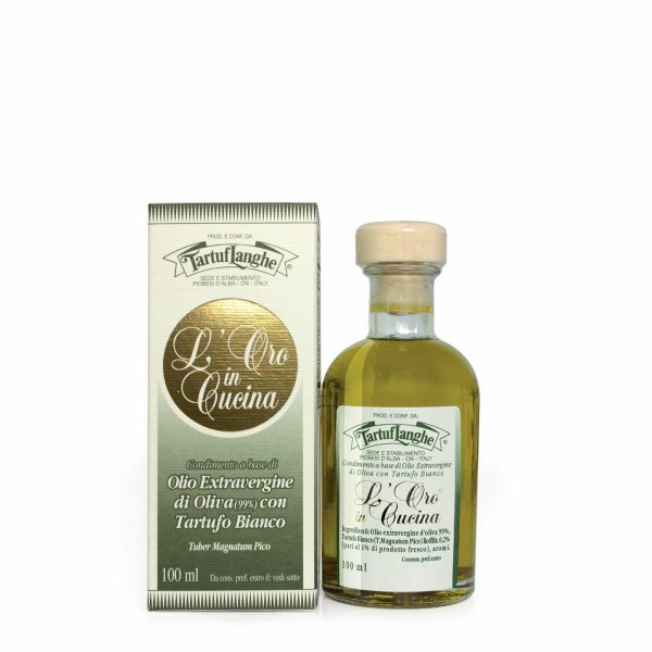 Huile d'olive extra vierge truffe 100ML