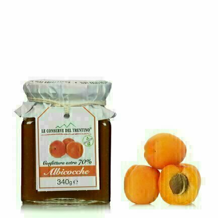 Confiture Abricot Extra 340g