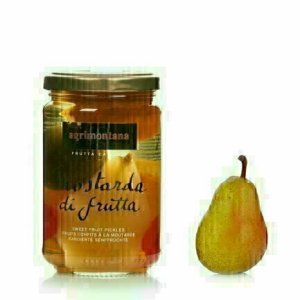 Moutarde de fruits 390g
