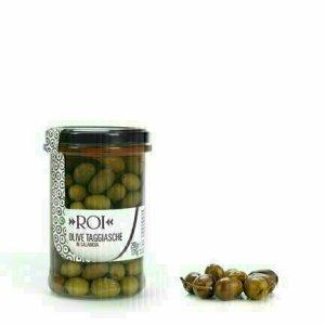 Olives Noires Taggiasche 290g