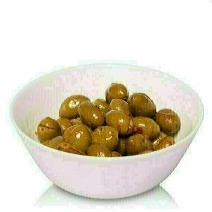 Olives Nocellara Etnea Assaisonnées 200g