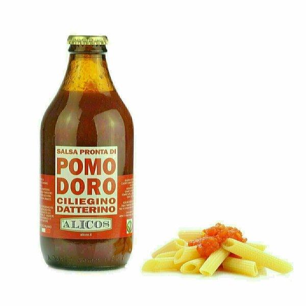 Sauce Tomate Cerise Datterino 330g