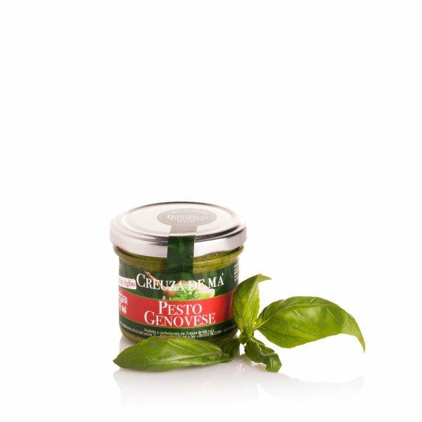 Pesto genovese sans ail 90g