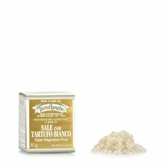 Sel aromatisé à la truffe blanche 30g