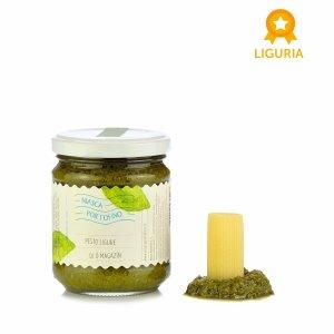 Pesto au Basilic 180g