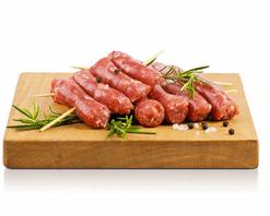 Saucisse de porc 250g