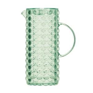 Caraffe Tiffany Transparente Vert