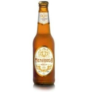 Bière Menabrea Ambrée 330ml