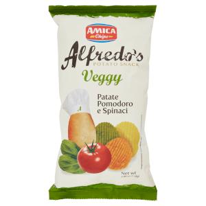 Chips Alfredo veggy 110g