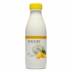 Yaourt au citron 500ml