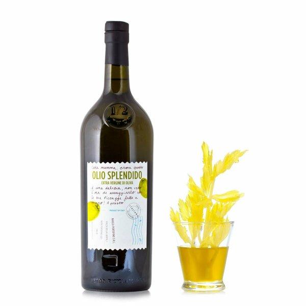 "Huile d'olive extra vierge ""Splendido"" 500ml"