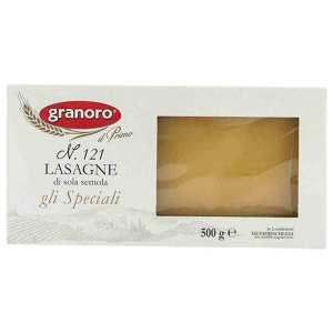 Lasagne de semoule 500g