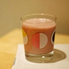 Kefir smoothie.
