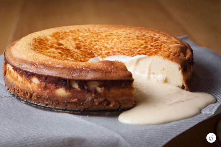 Pomerania, mejores tartas de queso de Madrid