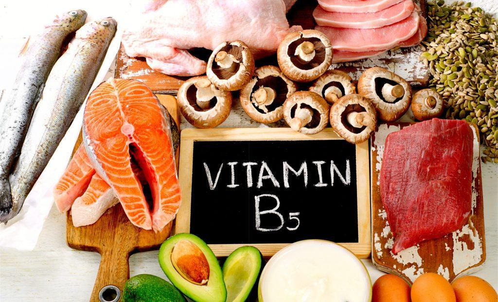 ビタミンB5