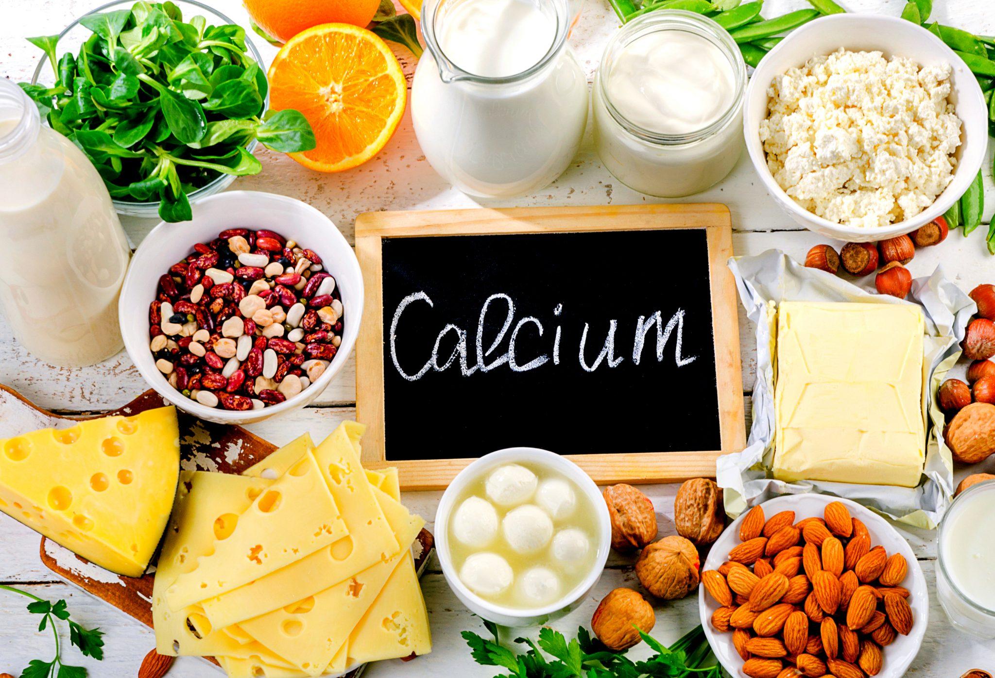 カルシウムを含む食べ物