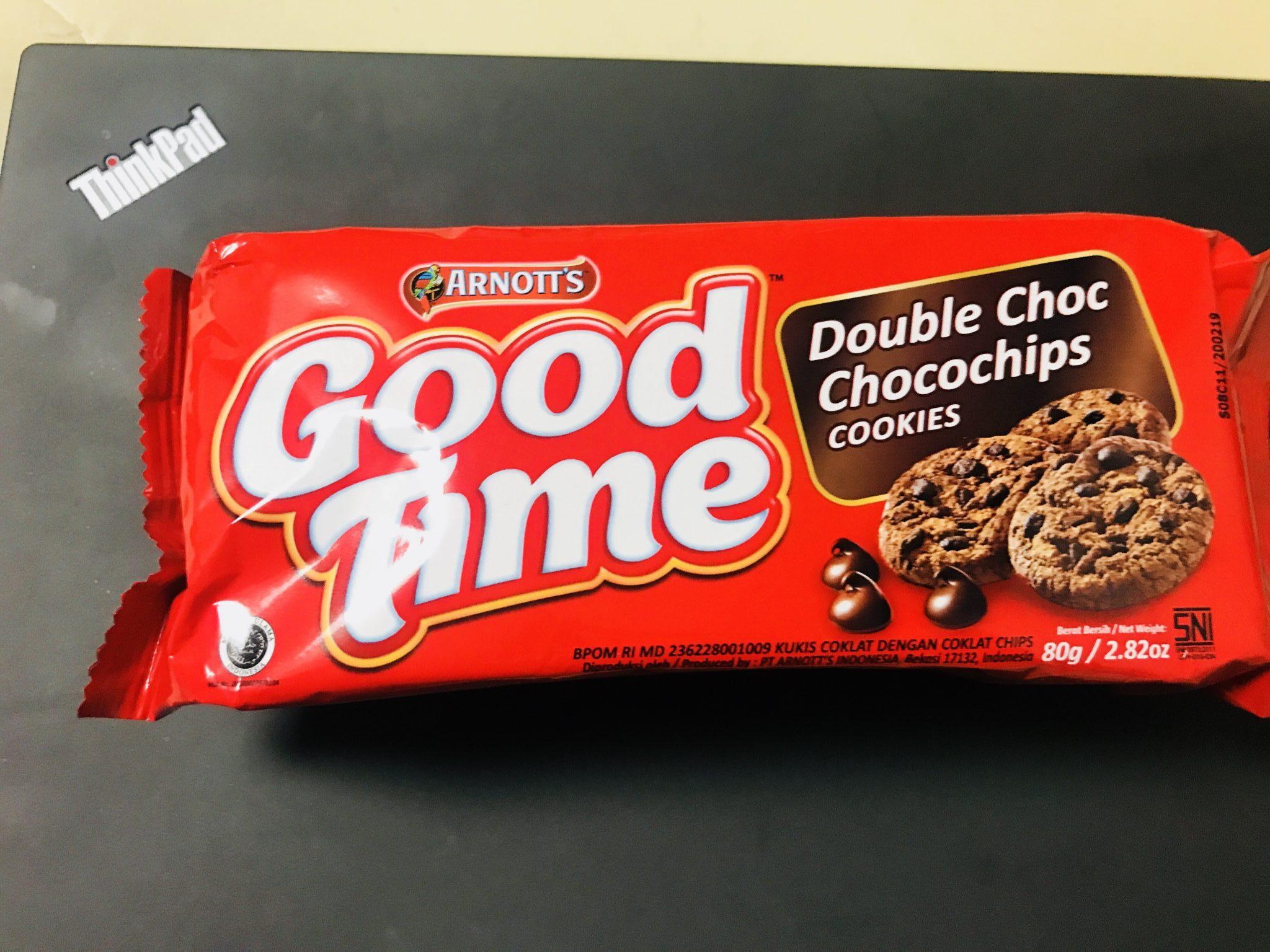 チョコクッキーのGood Time