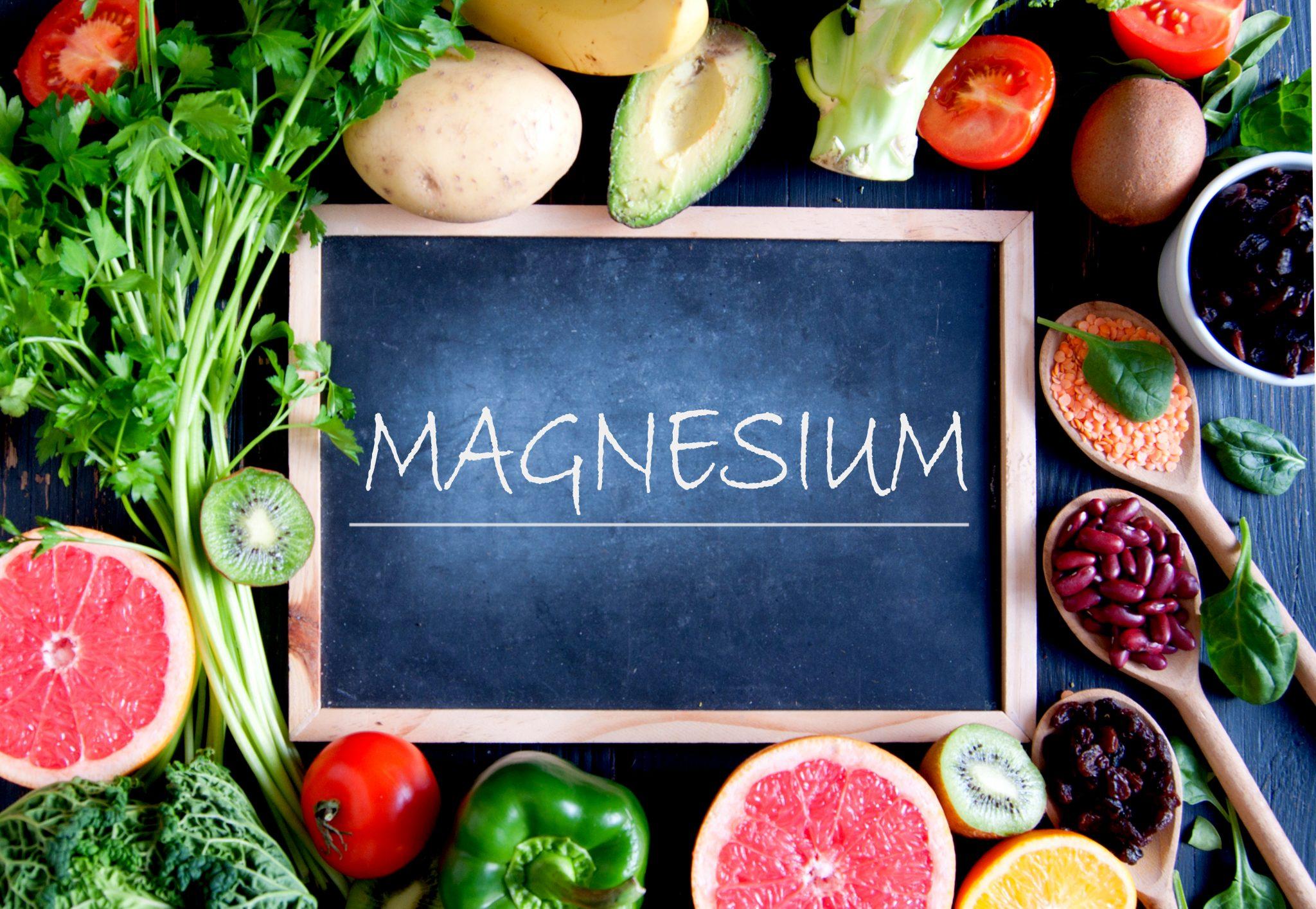 マグネシウムを多く含む食品一覧