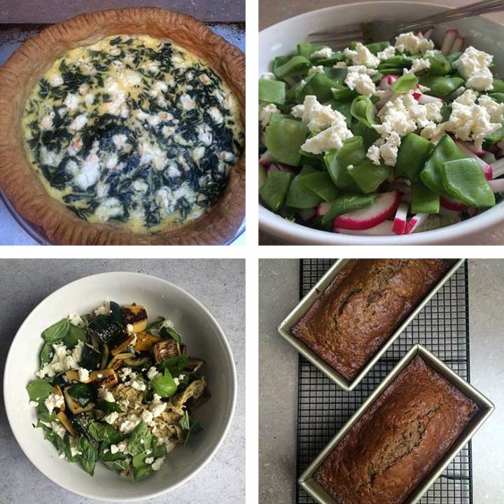 farmshare chronicles week 2 - what i ate