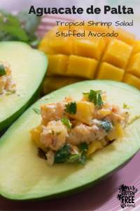 Tropical Shrimp Salad