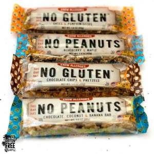 Know Allergies Bars