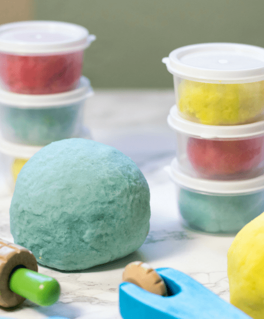 Gluten Free Playdough