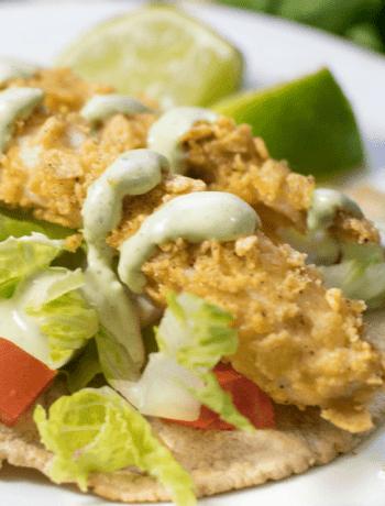 Gluten Free Crunchy Tacos