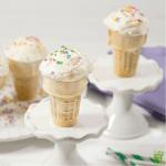 gluten free ice cream cone cupcake