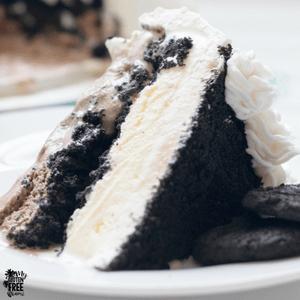 Gluten Free Ice Cream Cake {Carvel Copy Cat}