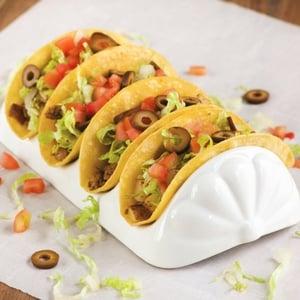 Southwestern Sunrise Tacos