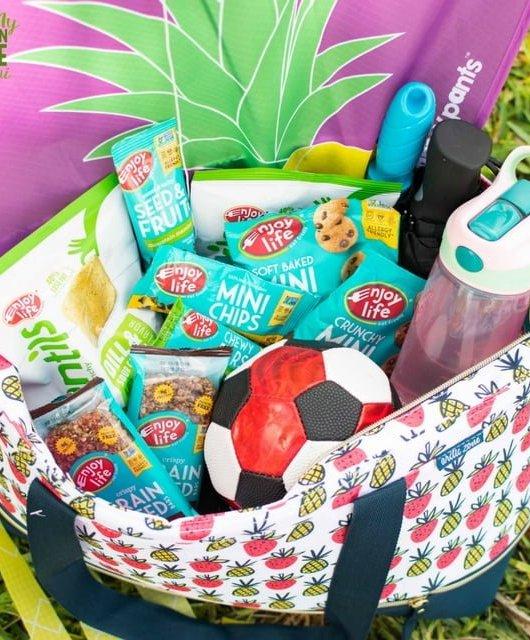 Enjoy LIfe Foods Mom Bag