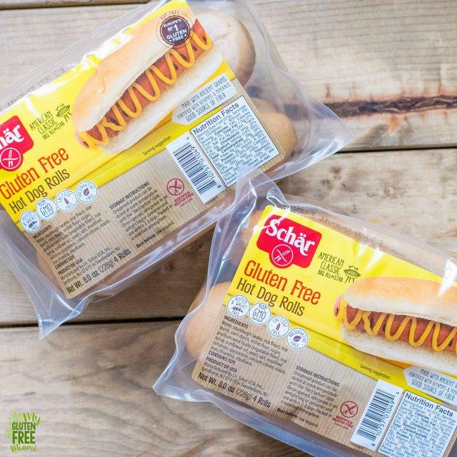 Schar Gluten Free Hot Dog Buns