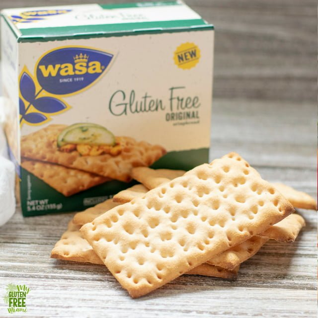 GLuten Free Wasa Crackers in Original