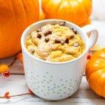 Gluten Free Pumpkin Spice Mug Cake