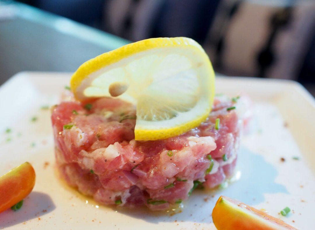 Tuna tartare redbank