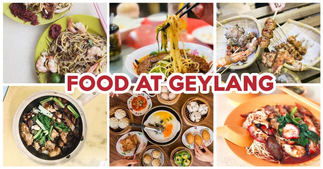 GEYLANG FOOD
