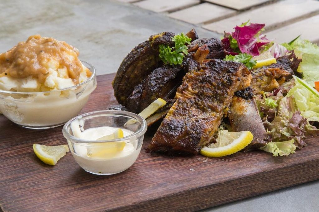 spiciest restaurants - Meat n' Chill