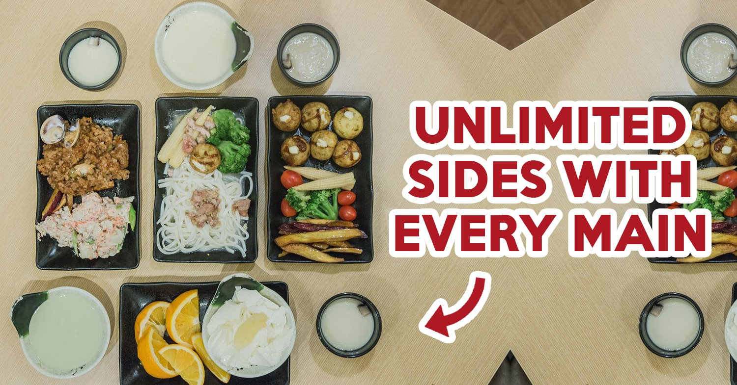 Hifumi Japanese Restaurant Review: Free-Flow Sides With Every Main Ordered