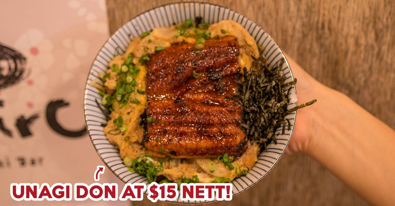 Takumi by Sushiro Review: New Donburi Restaurant With Nett Prices At Upper Thomson