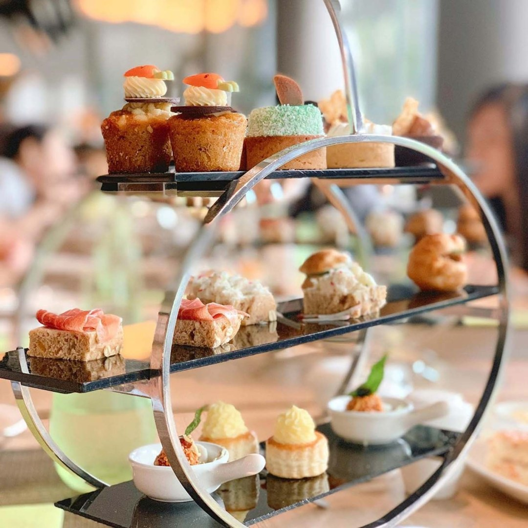 Affordable High Tea - LIME at PARKROYAL On Pickering